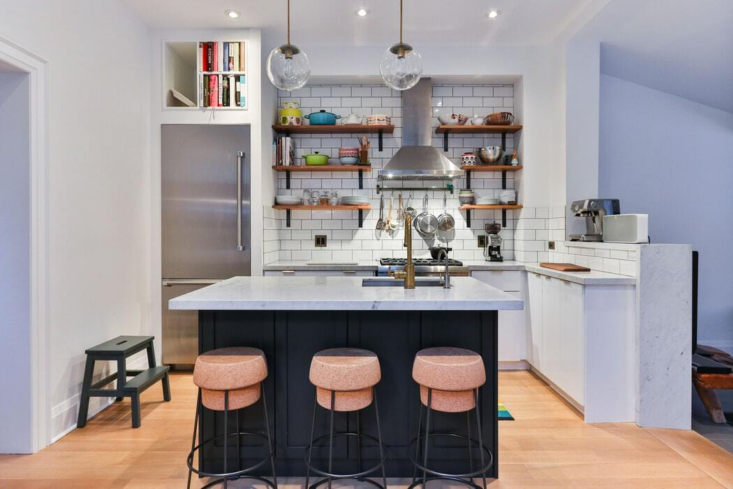 We were featured in Redfin's recent article: Small Kitchen? No Problem! Organize Any Small Kitchen With These 23 Expert-Approved Tips